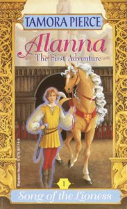 Alanna: The First Adventure. Tamora Pierce. 1983.