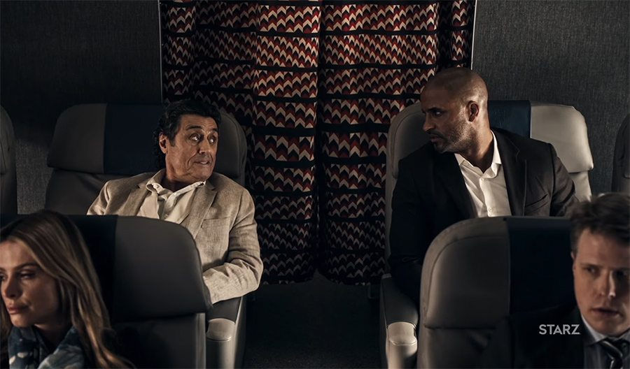 American Gods Episode One: One Hell of a Trip