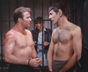 """Star Trek """"Patterns of Force"""" Season 2, Episode 21, CBS Television, 1968 (History of Fanfiction)"""