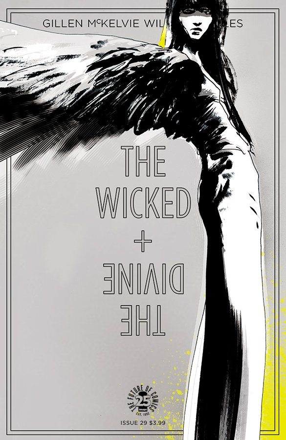 The Value of Variant covers In The Wicked + The Divine