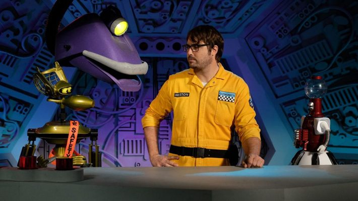 "MST3K ""2"" is No Electric Boogaloo"