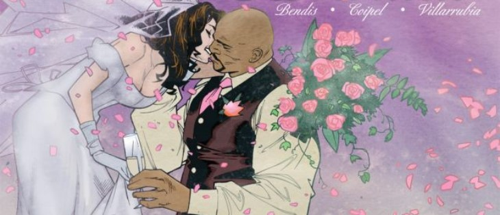 The Wedding Issue: Jessica Jones and Luke Cage