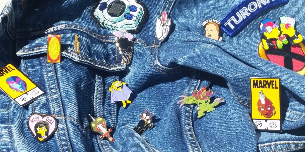 Pinned Up: Accessorizing With My Favourite Fandoms