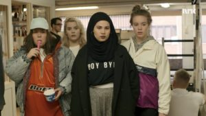 Cast of Skam - NRK, 2017