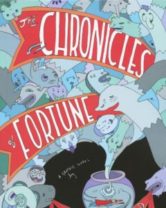 Chronicles of Fortune Cover via Radiator Comics
