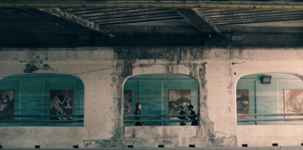 Elizabeth Moss and Samira Wiley - The Handmaid's Tale - Starz 2017