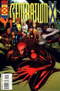 Generation X, Marvel Comics