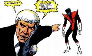 Nightcrawler & Stryker, God Loves Man Kills, Marvel Comics, Claremont & Anderson, 1982