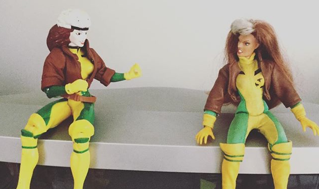 X-Men Toys: You Dare Call Those Things- Human?