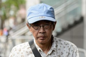 Hong Kong bookseller Lam Wing-kee photographed by Anthony Wallace—AFP/Getty Images