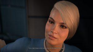 Mass Effect: Andromeda - Cora Harper
