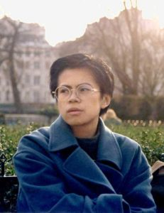 "Qiu Miaojin, author of ""Notes of a Crocodile."" Photograph from New York Review Books"