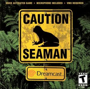 Seaman. Vivarium. Jellyvision. Sega. 1999.