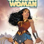 Writer: Greg Rucka. Artist: Nicola Scott. DC Comics. FCBD 2017. Free Comic Book Day.