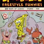 Writers: Jay Lender and James Kochalka. Artists: Jacob Chabot and James Kochalka. Cover artist: R. Sikoryak. FCBD 2017. Free Comic Book Day. United Plankton Pictures.