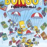 Creator: Matt Groening. FCBD 2017. Free Comic Book Day. Bongo.