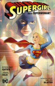 Joshua Middleton, DC Comics, 2016, Who Is Superwoman? Trade Paperback