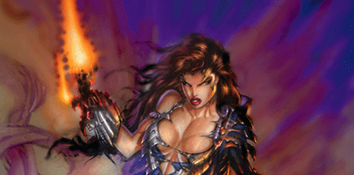 From Sexy to Sexual: Witchblade's Return & Top Cow's Maturing Eroticism