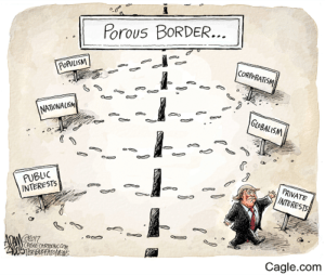 """Migrant Crisis"" by Adam Zyglis"