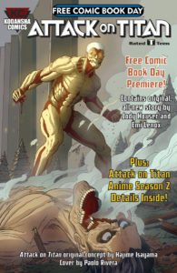 Attack On Titan, Kodansha, Emi Lennox and Jodi Hauser