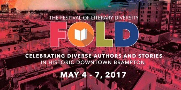 Brampton's Festival of Literary Diversity (FOLD) 2017