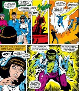 hulk wedding