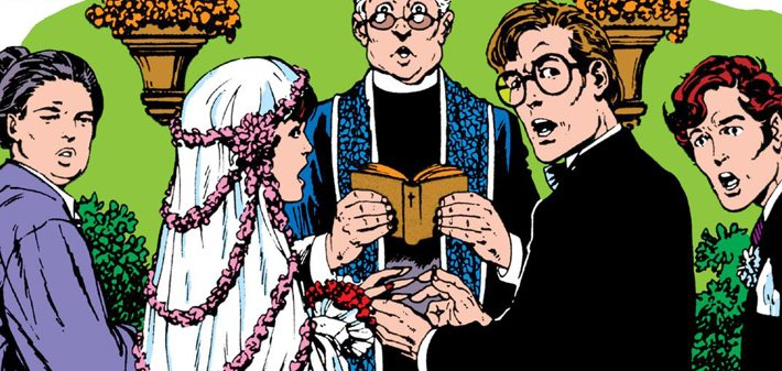 The Wedding Issue: Bruce Banner and Betty Ross