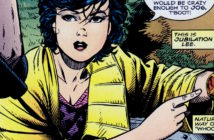 jubilee, Generation X #1, Marvel Comics, 1993. Chris Bachallo & Scott Lobdell