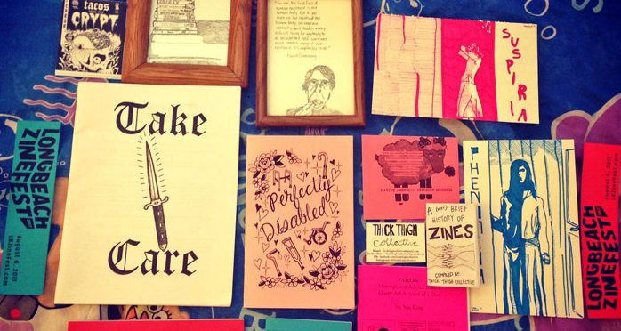 LA Zine Fest – Zine Review Roundup