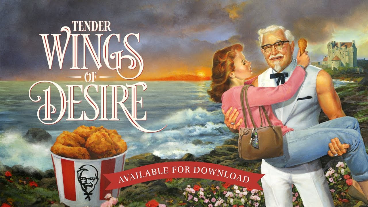KFC's Tender Wings of Desire Leaves Something to be Desired