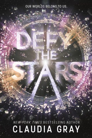 Defy The Stars. Claudia Gray. Little, Brown Books for Young Readers. April 4th 2017.