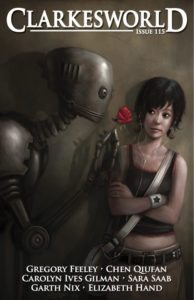 Touring with the Alien, Clarkesworld issue 115, 2016