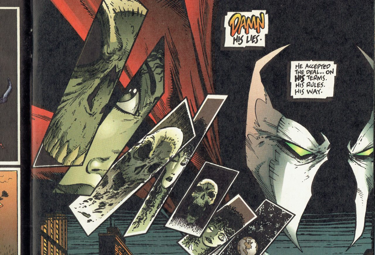 Al Simmons and Me: 25 Years of Spawn and Life