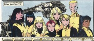 The New Mutants, Marvel Comics, 1982