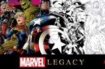 Marvel legacy banner, 2017