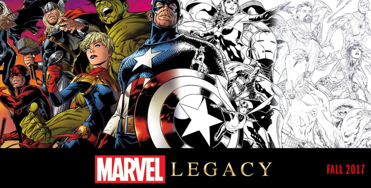 What the Heck is Marvel Legacy? A Primer