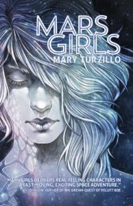 Mars Girls Mary Turzillo Apex Publishing 2017