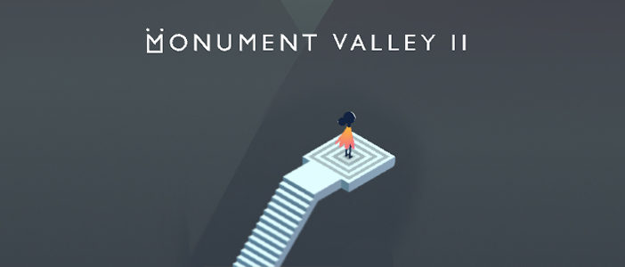 Monument Valley 2. Ustwo Games. 2017.