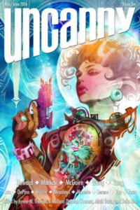 Uncanny Issue 10
