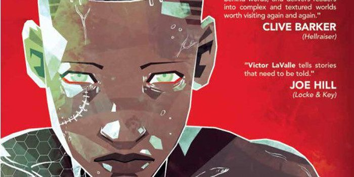 Real Life Horror Inspiring Fiction: Comic Review of Destroyer by Victor LaValle
