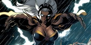 Storm in Uncanny X-Men