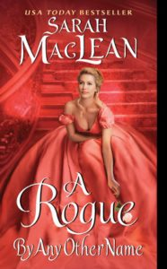 cover of a rogue by any other name by sarah maclean