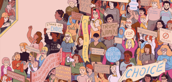 Comics for Choice, Sophia Foster-Dimino, 2017