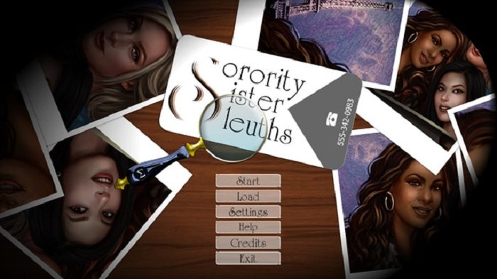 Sleuthing, Seducing: Kendal Crawford's Sorority Sister Sleuths