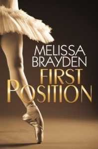 cover of first position by melissa brayden