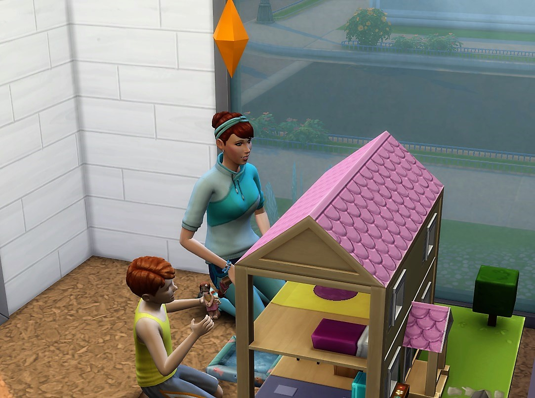 The Sims 4: Parenthood, or, how Millennials are Killing Family, Too
