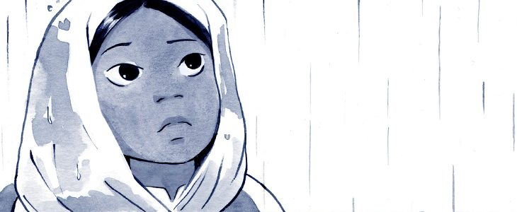 Mana: Priya Huq's Comic Full of Water