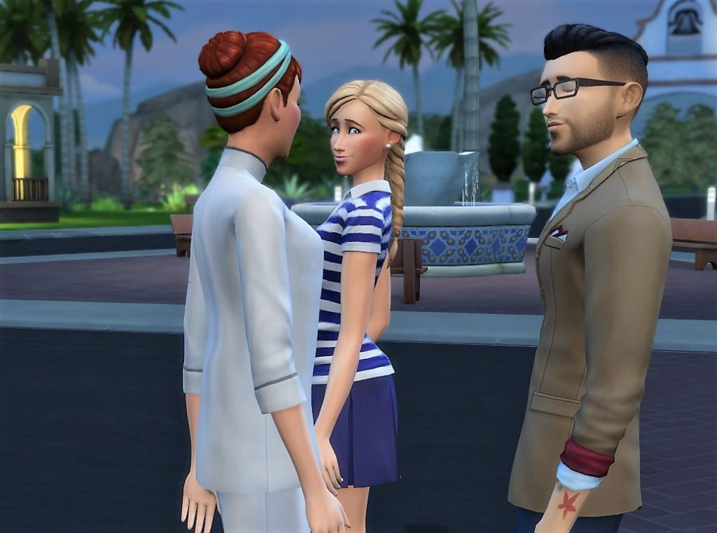 The Sims 4, Electronic Arts