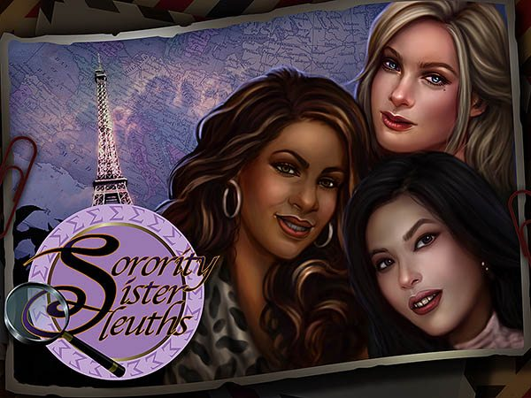 Sorority Sister Sleuths. Quester Entertainment. 2017.