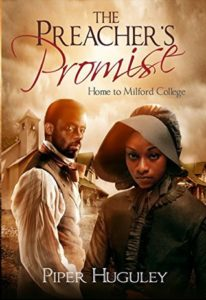cover of the preacher's promise